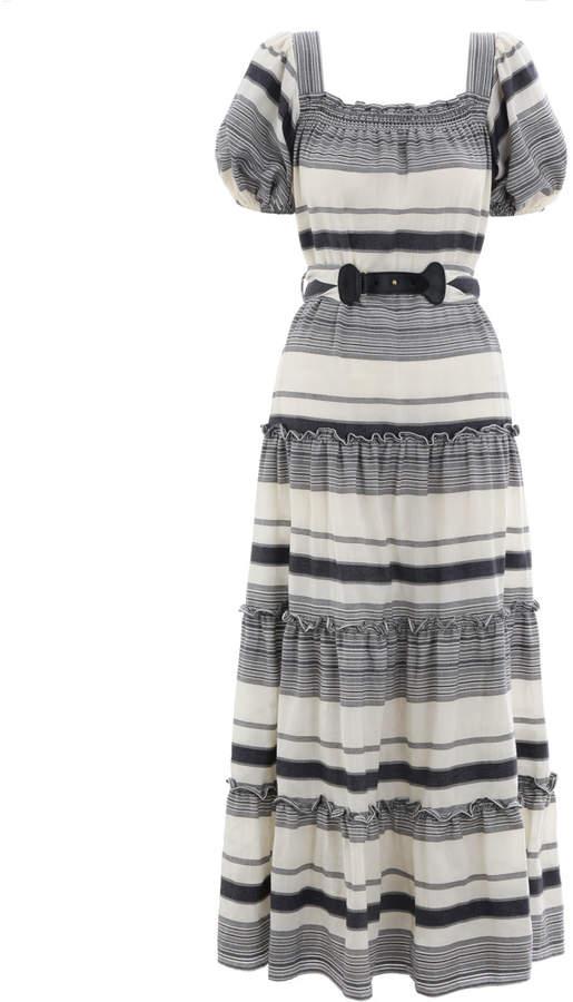Zimmermann Tali Linear Dress
