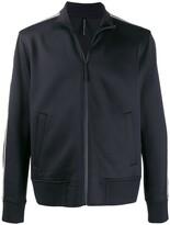 Blackbarrett jersey track jacket