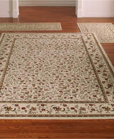 Closeout! Km Home Area Rugs, Roma Collection 3-Piece Set Floral Ivory