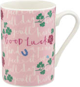 Cath Kidston Little Lucky Notes Grace Mug