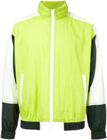 Doublet - track jacket - men - Nylon - S