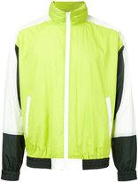 Doublet track jacket