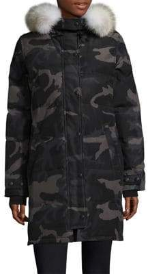 Canada Goose Shelburne Parka Black Label