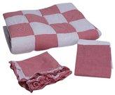 Baby Doll Bedding Toddler Bedding Set - Red