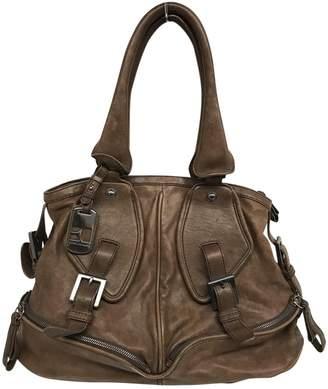 HUGO BOSS Brown Leather Handbags