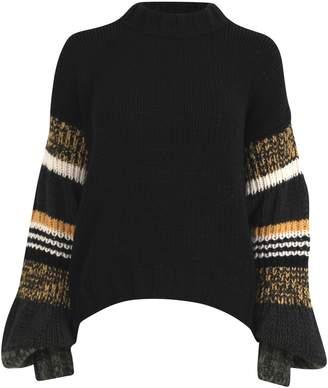 Baum und Pferdgarten Oversized-Fit Claudine Wool Blend Sweater