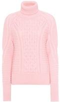 Mary Katrantzou Lancelot wool sweater