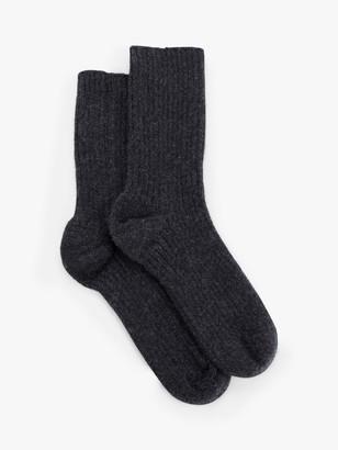 Hush Cashmere Ankle Socks