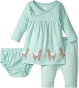 Tea Collection Cria Set (Baby) - Multicolor-0-3 Months
