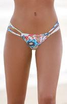 Billabong MixMash Printed Cheeky Bikini Bottom