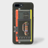 Paul Smith 'Leica Mini' Leather iPhone 7 Plus Case
