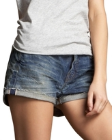 Jeans Roll-Up Denim Shorts
