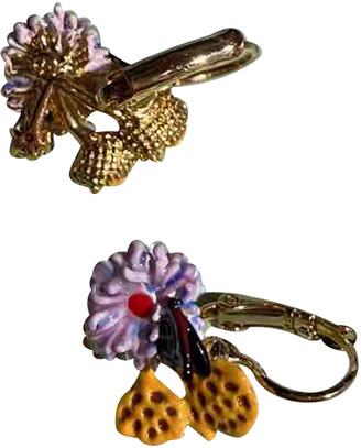 Les Nereides Gold Other Earrings
