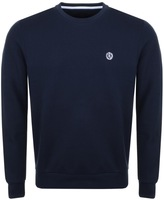 Henri Lloyd Bredgar Crew Neck Sweatshirt Navy