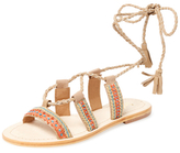 Seychelles Revel Beaded Lace-Up Sandal