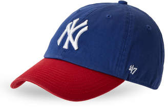 '47 Royal & Red NY Yankees Clean Up Hat