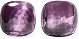Pomellato Nudo 18-karat Rose Gold Amethyst Earrings - one size