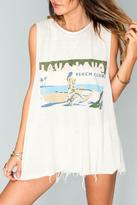 Show Me Your Mumu Lava Muscle Tee