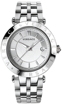 Versace V-Race Stainless Steel Watch, 42mm