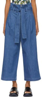 Stella McCartney Blue Maggie Jeans