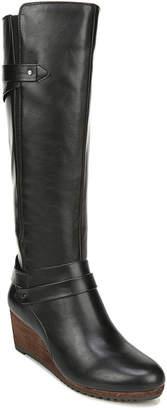 Dr. Scholl's Dr. Scholl Women Check It High Shaft Boots Women Shoes