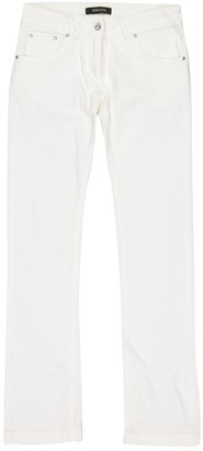 Versace \N White Cotton Jeans