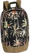 Scotch & Soda Palm Tree Print Backpack