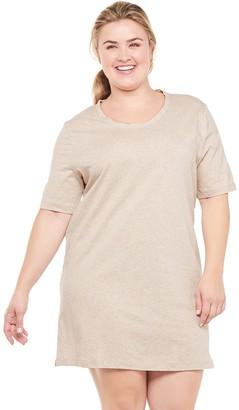 Jockey Plus Size Everyday Essentials Sleepshirt