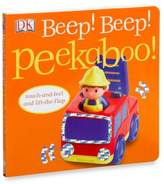 DK Publishing Beep! Beep! Peekaboo! Touch-and-Feel Lift-the Flap Board Book