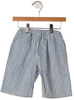 Makie Boys' Striped Shorts