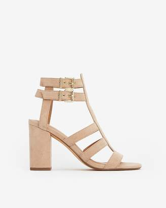 Express Gladiator Heeled Sandals