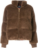 Stine Goya cropped zip jacket