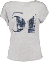 Halston 54 printed modal T-shirt