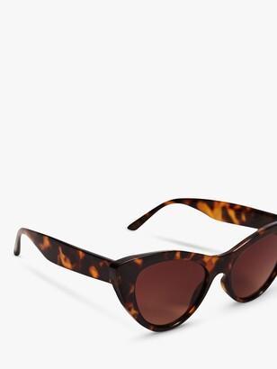 MANGO Katia Cat's Eye Sunglasses