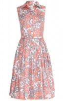 Samantha Sung Claire Paisley Dress