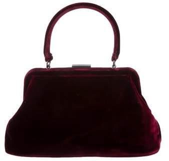 4607d226d953 Prada Velvet Bag - ShopStyle