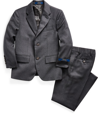 Ralph Lauren Polo Lightweight Wool Suit