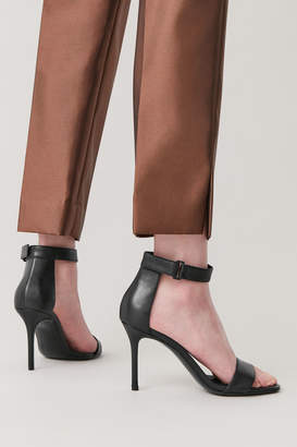 Cos LEATHER HIGH HEEL SANDALS