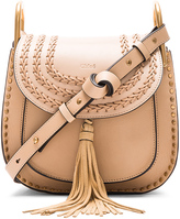 Chloé Small Hudson Braided Leather Bag