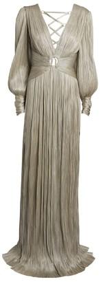 Maria Lucia Hohan Ginnina Plisse Gown