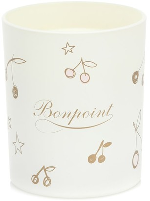 Bonpoint Limited Edition cherry candle