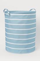 H&M Large Storage Basket - Turquoise