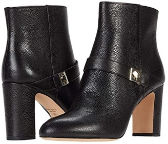 Kate Spade Thatcher (Black) Women's Boots
