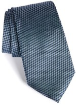 Nordstrom Men's Tech Woven Silk Tie