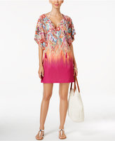 Lauren Ralph Lauren Sunrise Printed Tunic Cover-Up