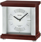 Seiko Contemporary Classics Desk Clock Brown Qxw441blh