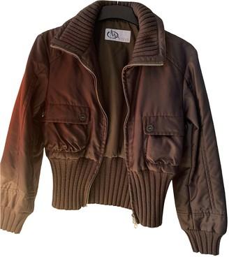 Marella Green Wool Jacket for Women