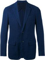 Ermenegildo Zegna classic blazer - men - Cotton/Cupro - 48