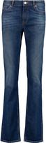 Acne Studios Jet mid-rise straight-leg jeans