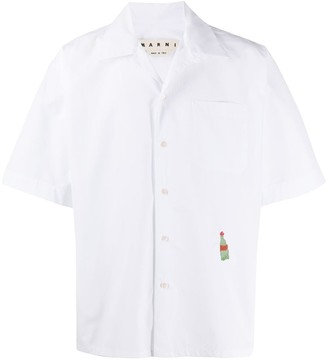 Marni Chest Pocket Shirt